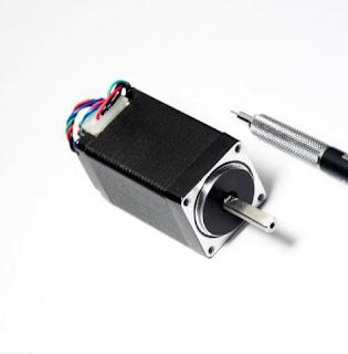 NEMA 11 Stepper Motor dual shaft 0.67 Amps