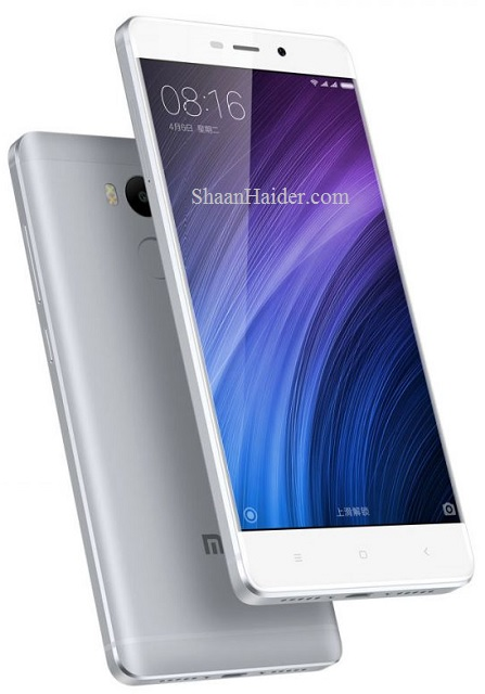 Xiaomi Redmi 4 : Full Hardware Specs, Features, Price and Availability