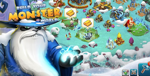 Monster Legends Mod Apk Unlimited