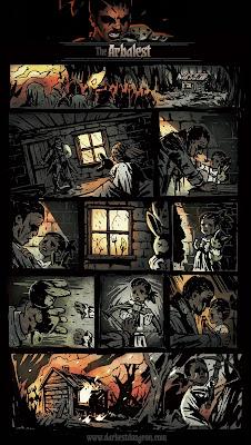 Darkest Dungeon Presents #5 - The Arbalest