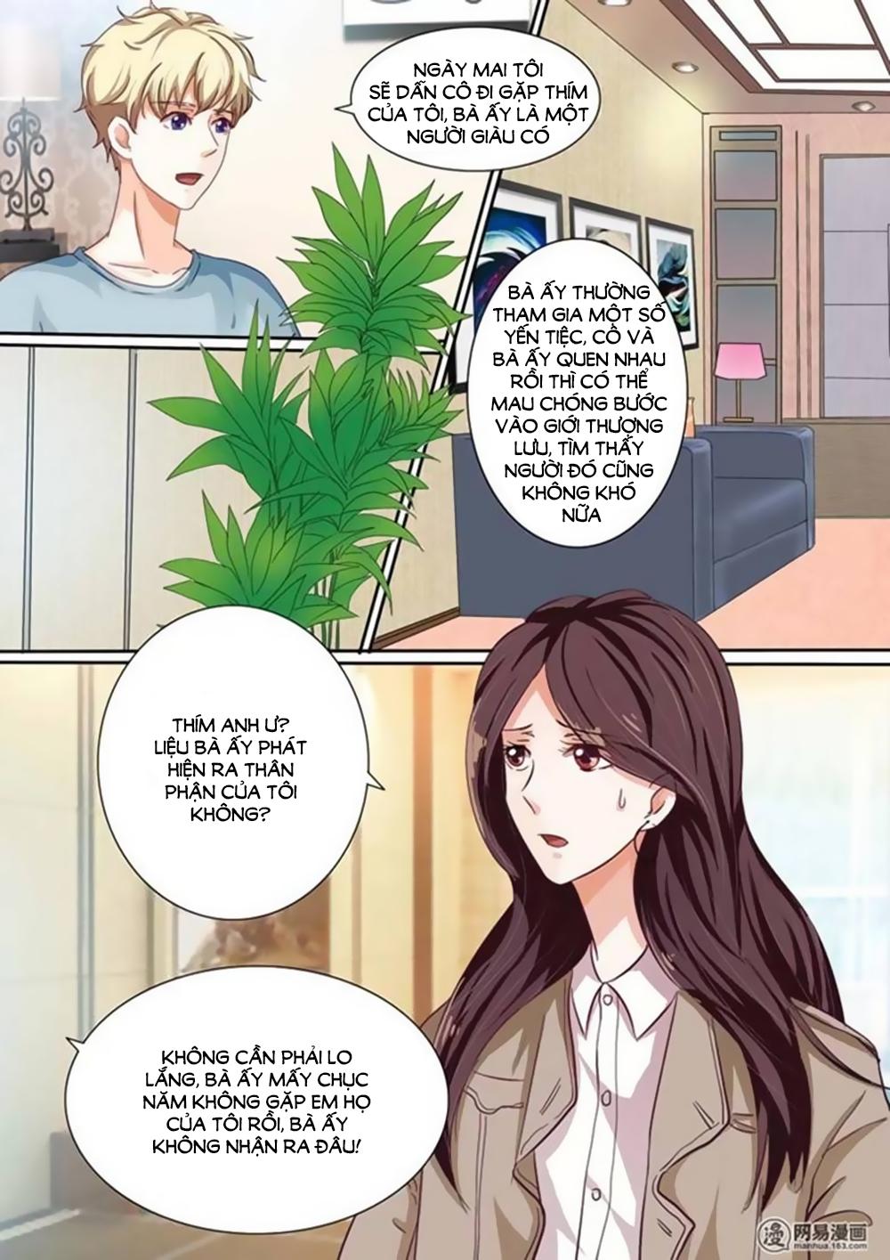 Hào Môn Tiểu Lão Bà – Chap 36