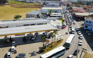 9 estados registram protestos no 4º dia da greve de caminhoneiros