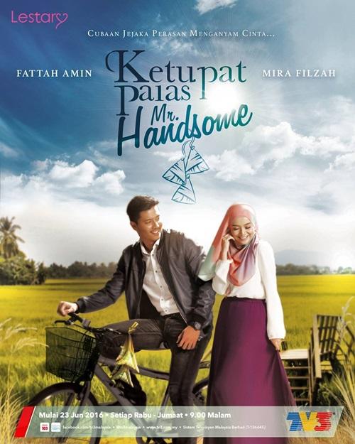 Original Sound Track OST Ketupat Palas Mr Handsome TV3, lagu tema drama Ketupat Palas Mr Handsome TV3, lagu latar, lagu sisipan Ketupat Palas Mr Handsome TV3