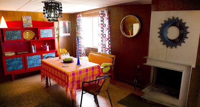 interno casa moderna