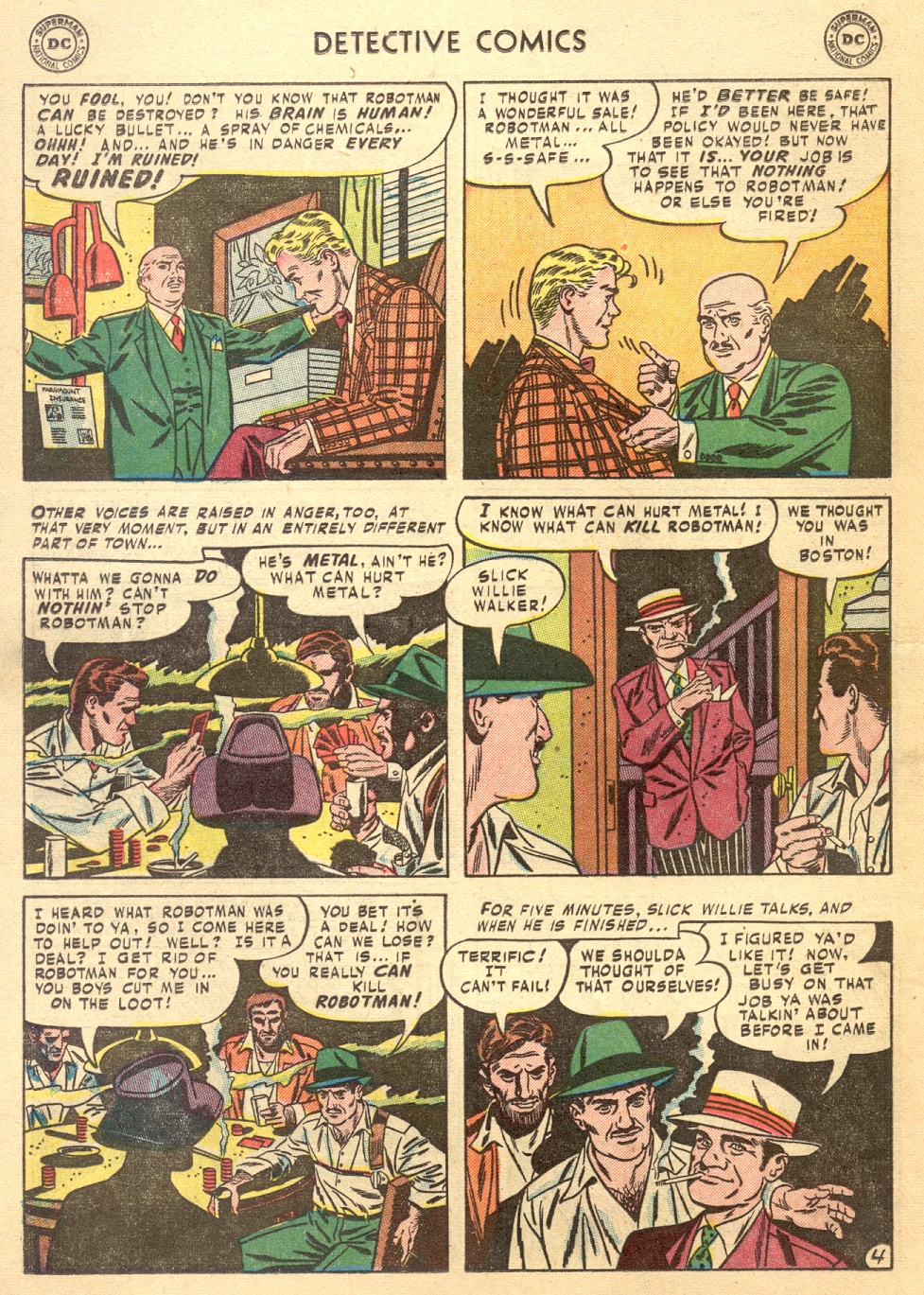 Read online Detective Comics (1937) comic -  Issue #187 - 30