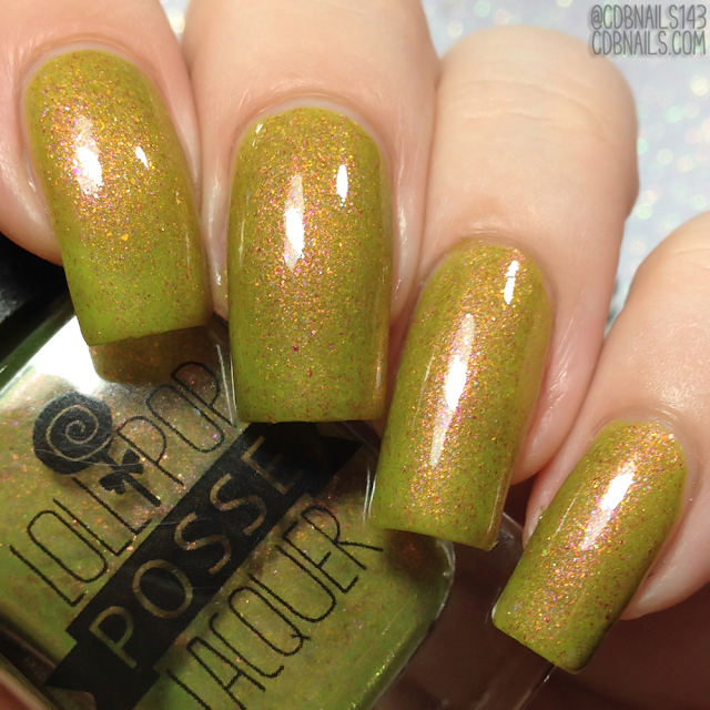 Lollipop Posse Lacquer-When There's No More Room in HELL