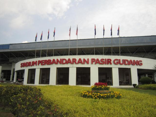 Stadium Perbandaran Pasir Gudang 20 Minit Dari Hrpg