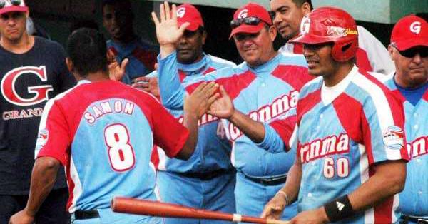El roster de beisbol de Granma con muchos cambios inquietantes