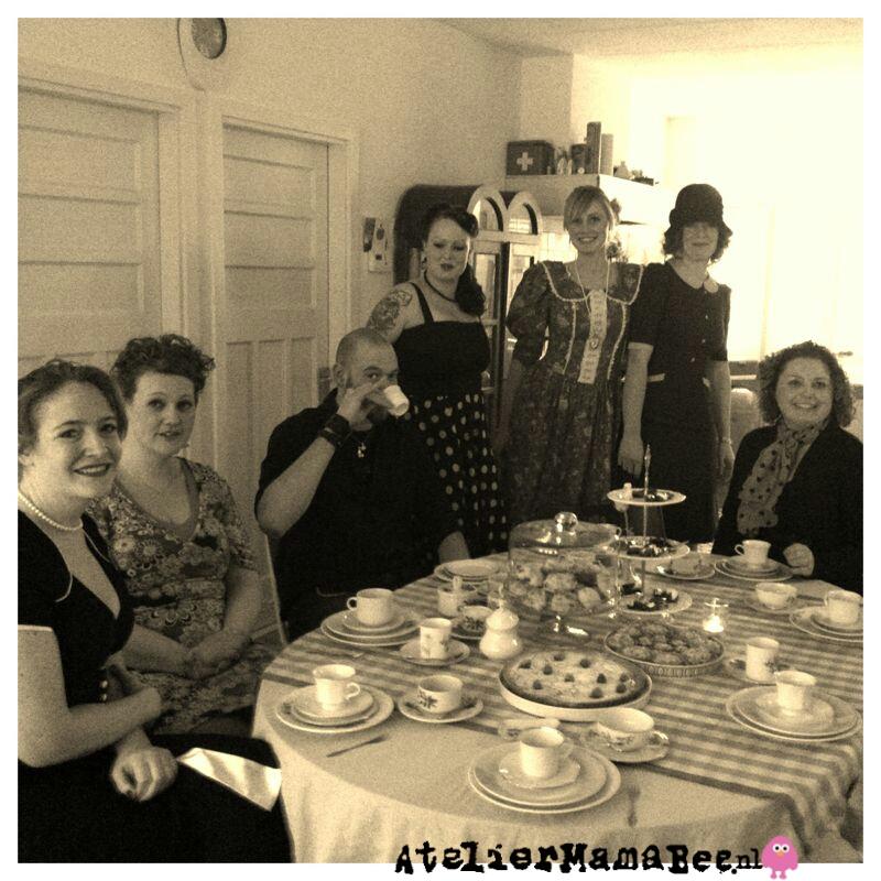 Craftology Blog Vintage Tea Party