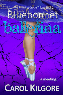 Excerpt: Bluebonnet Ballerina by Carol Kilgore