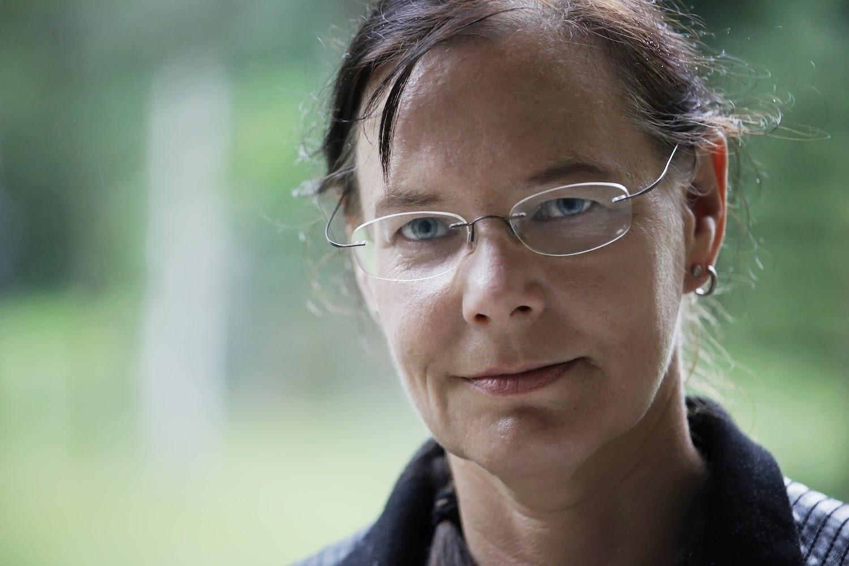 Autorenfoto von Christine Lehmann für Interview