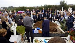 Αναπαύτηκε στο Χάβαρι ο Ήρωας καταδρομέας Ανδρέας Αναστασόπουλος