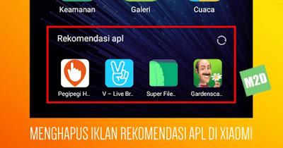 Cara Menghilangkan Iklan di Handphone Xiaomi