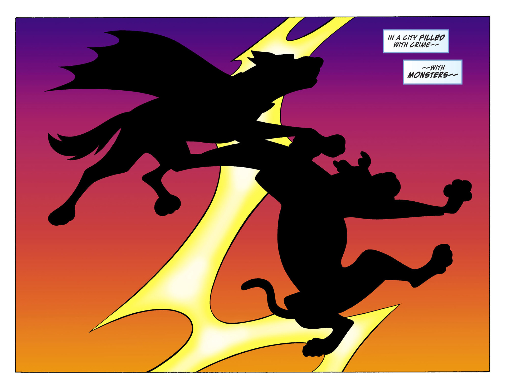 Read online Scooby-Doo! Team-Up comic -  Issue #4 - 3