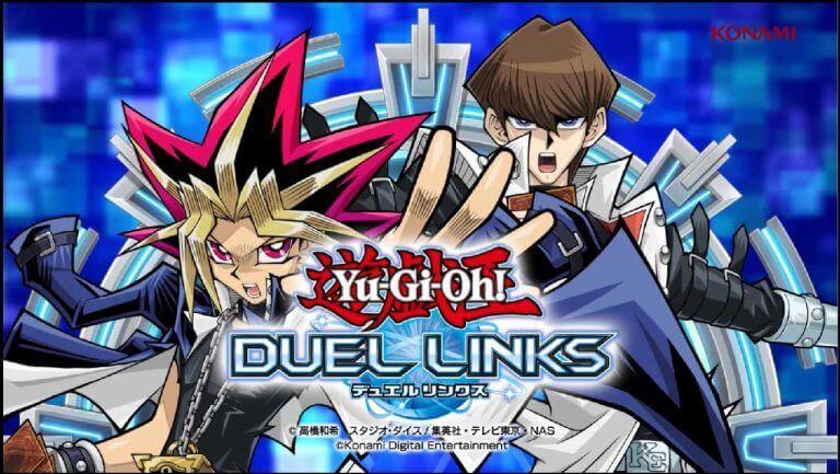 Yu-Gi-Oh! Duel Links hack