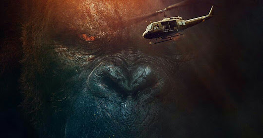 KONG SKULL ISLAND 2017 REVIEW