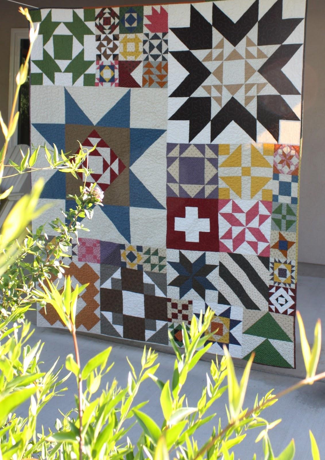 Temecula Quilt Company Building Blocks