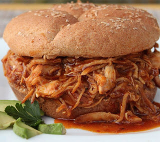 Zesty Slow Cooker Chicken Barbecue Recipe