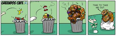 Garbage: Time to take me out