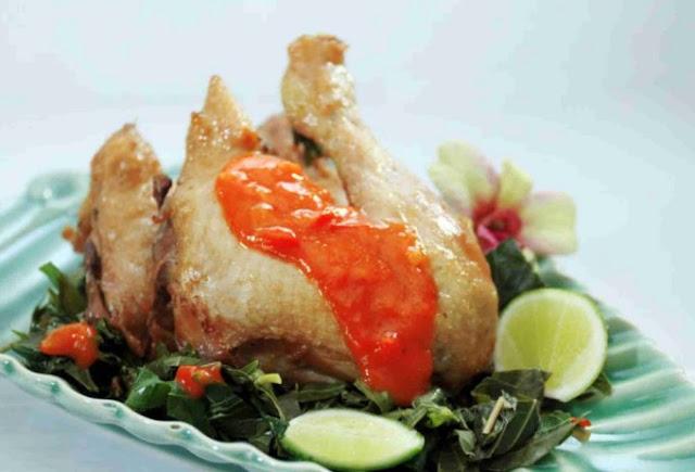 Resep Ayam Pop Padang