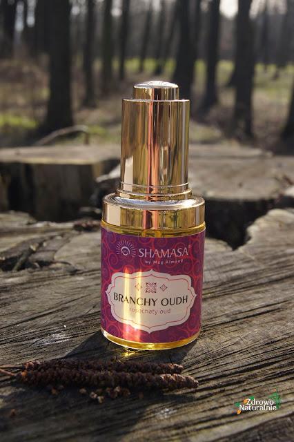 W krainie zapachu - Shamasa - Naturalne perfumy w olejku - Rosochaty Oudh