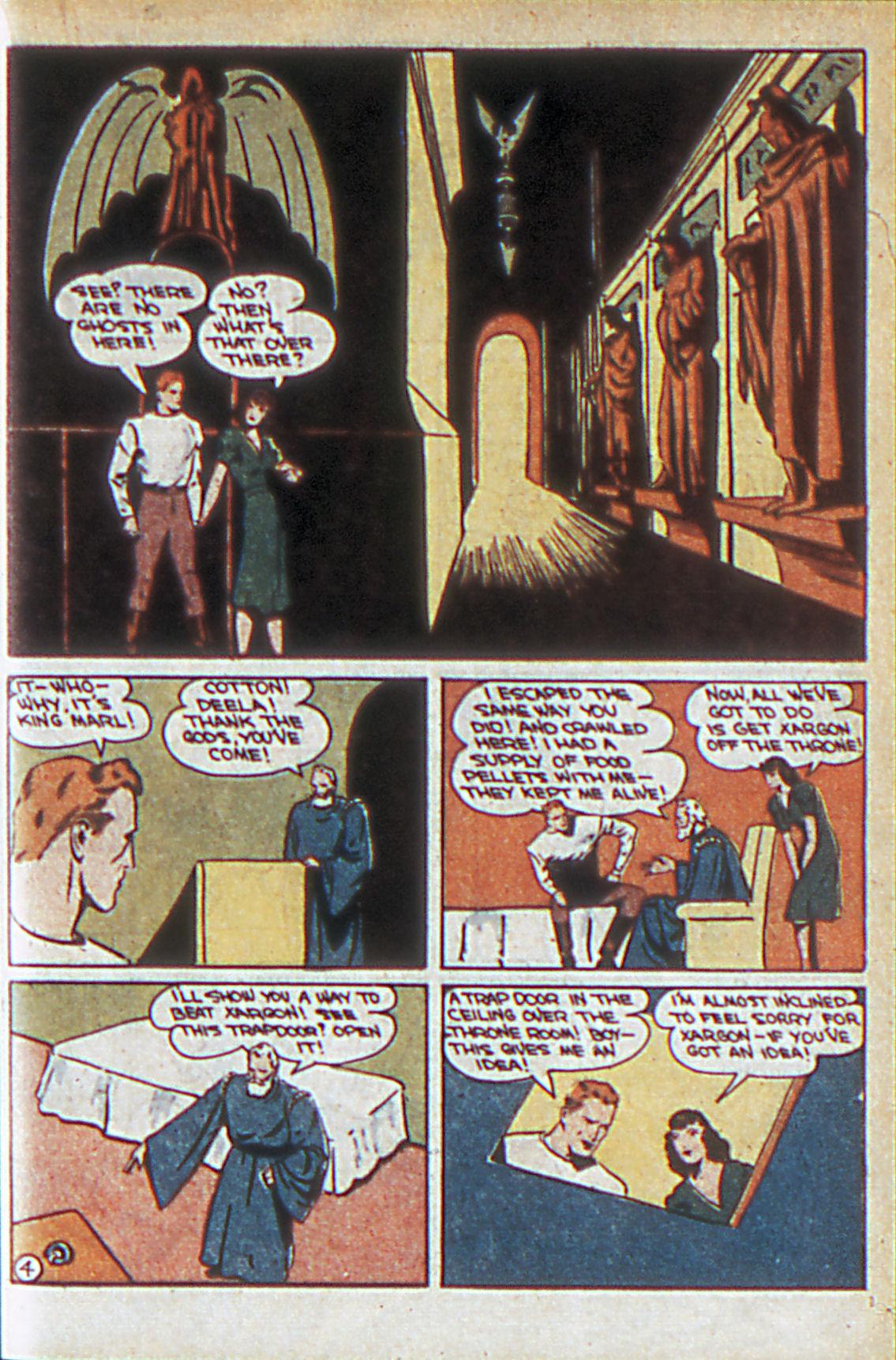 Read online Adventure Comics (1938) comic -  Issue #60 - 36