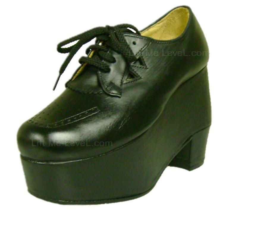 Women One Leg Shorter Than The Other Shoe Lift