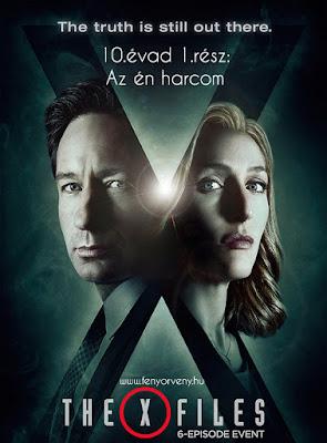 X-akták 10.évad 1.rész: Az én harcom