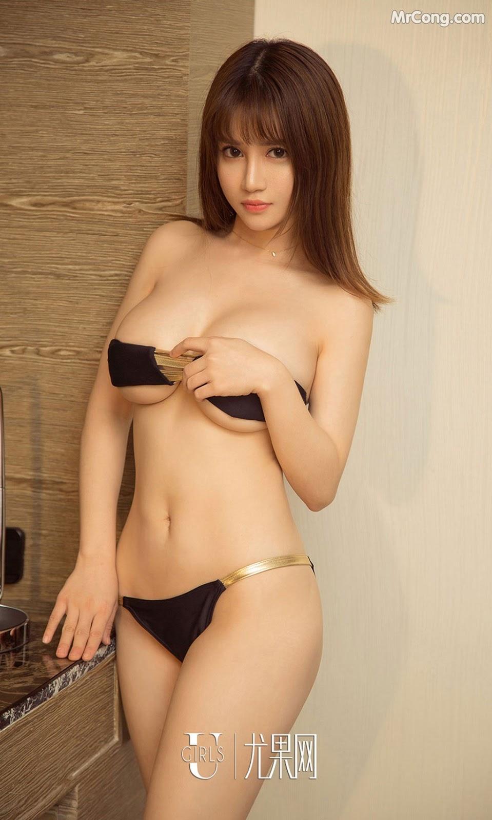 Image UGIRLS-Ai-You-Wu-App-No.1211-Zhou-Da-Meng-MrCong.com-010 in post UGIRLS – Ai You Wu App No.1211: Người mẫu Zhou Da Meng (周大萌) (35 ảnh)