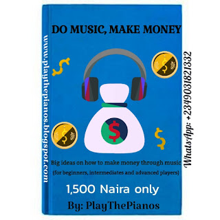 How to make money as a musician or instrumentalist in 2019