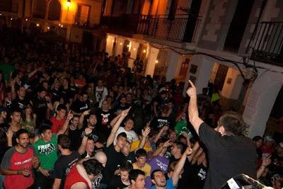 PUEBLOS DE CUENCA - Festival Alcarria Rock, en Torralba 6