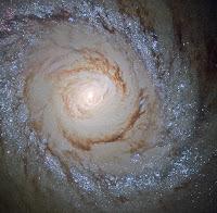 Spiral Galaxy Messier 94