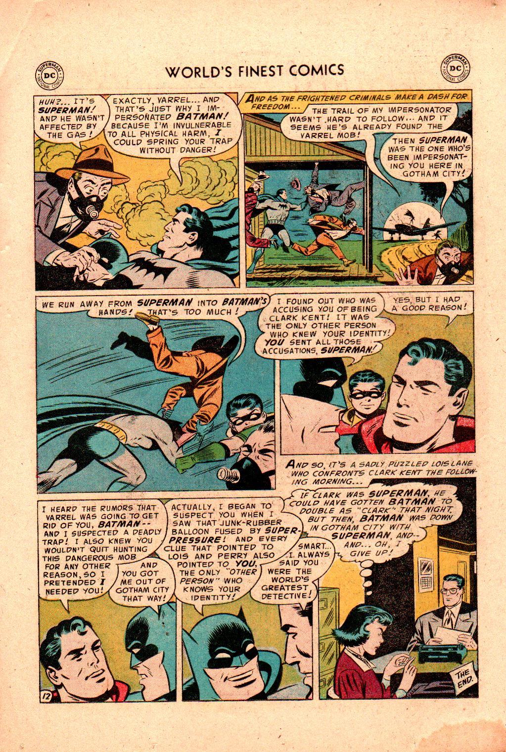 Read online World's Finest Comics comic -  Issue #78 - 14