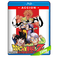 Dragon Ball Z: El Regreso del Guerrero Legendario (1994) BRRip 720p Audio Dual Latino-Japones