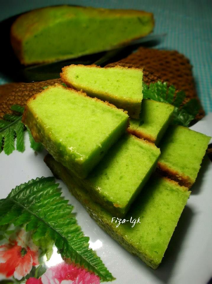 kek pandan fizas cooking Resepi Kuih Telur Penyu Enak dan Mudah