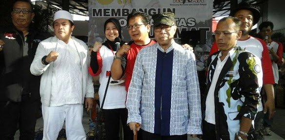 Mantan Mendagri Kecewa DPR Biarkan Jokowi Melenceng