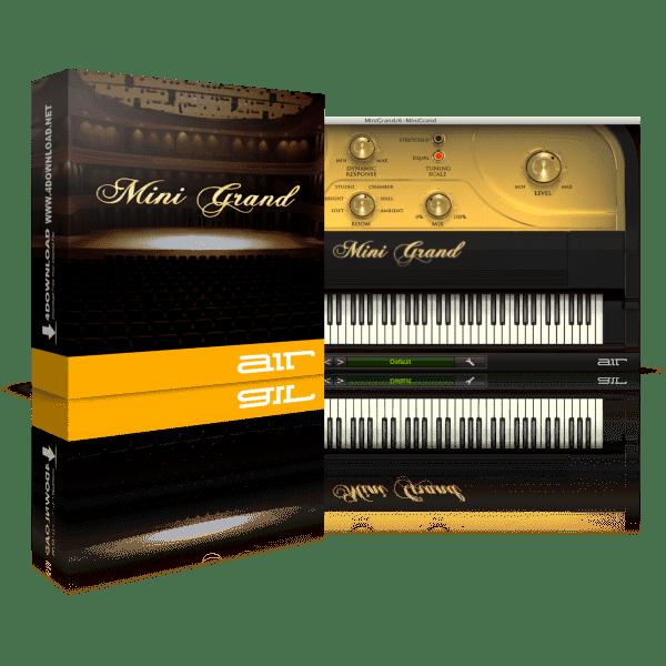 AIR Music Technology Mini Grand v1.2.7 Full version