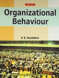 ORGANISATIONAL BEHAVIOUR BY V G KONDALKAR