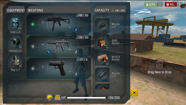 Game alternatif PUBG di android