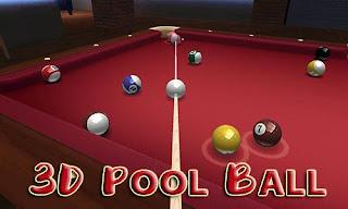 Image Game  3D  Pooll Ball Apk Premium