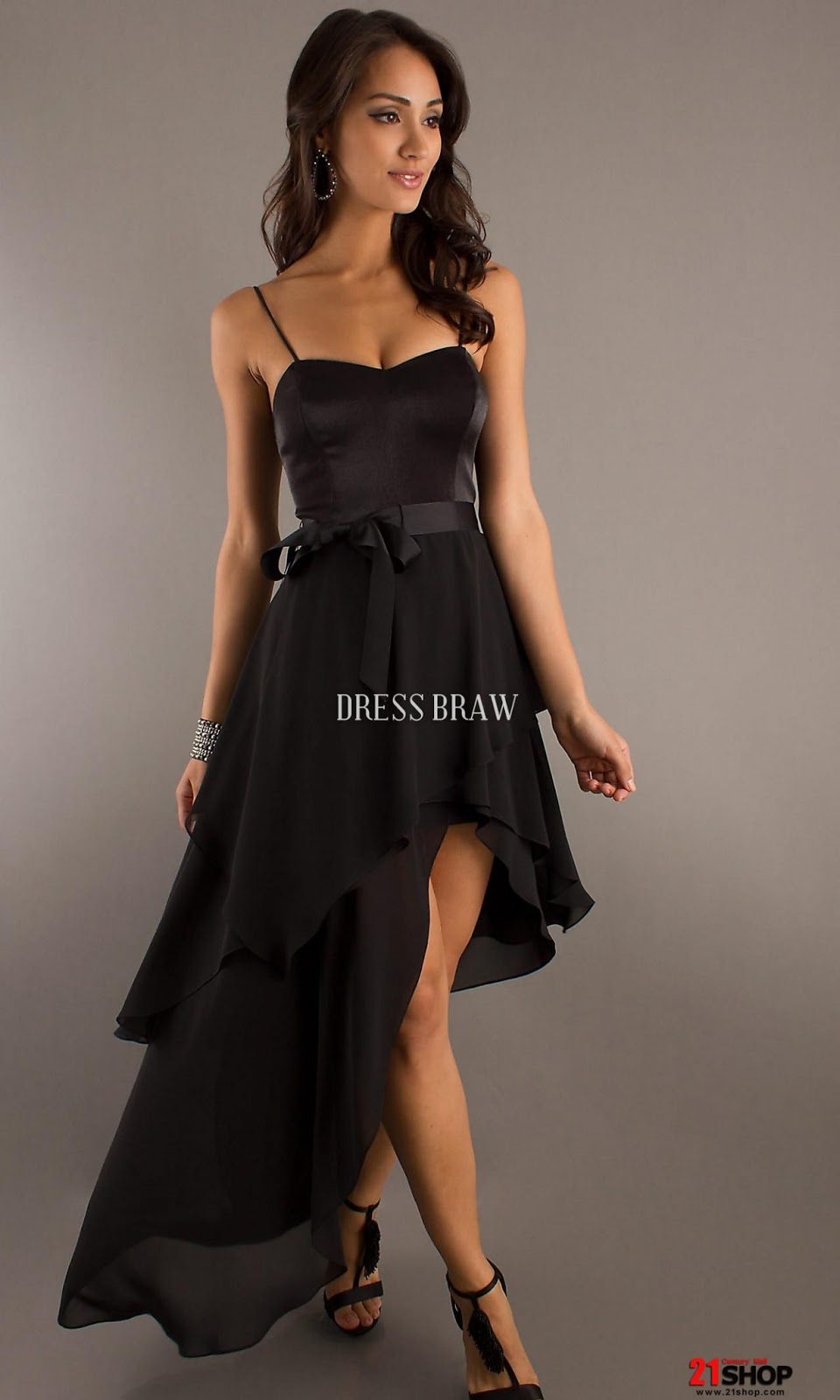 Black Cocktail Dress 2013 Say 24