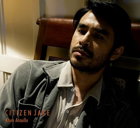 Trailer of Atom Araullo's first movie 'Citizen Jake'