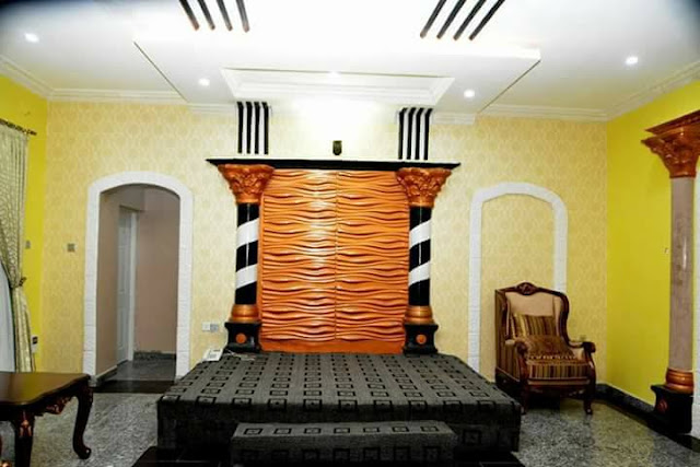 These Beautiful Pictures Of New Tor Tiv's Palace Will Leave You Breathless