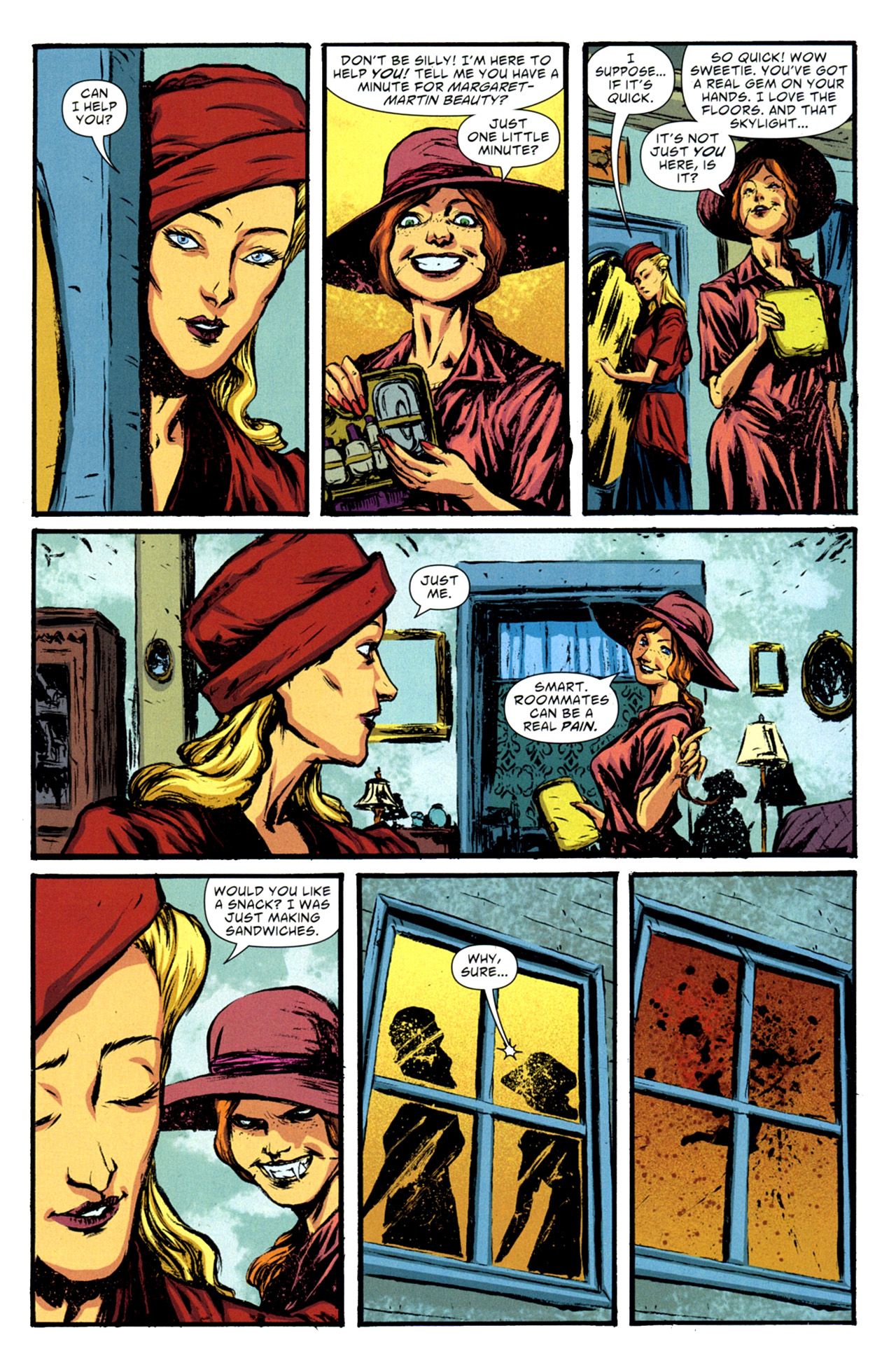 American Vampire issue 11 - Page 14