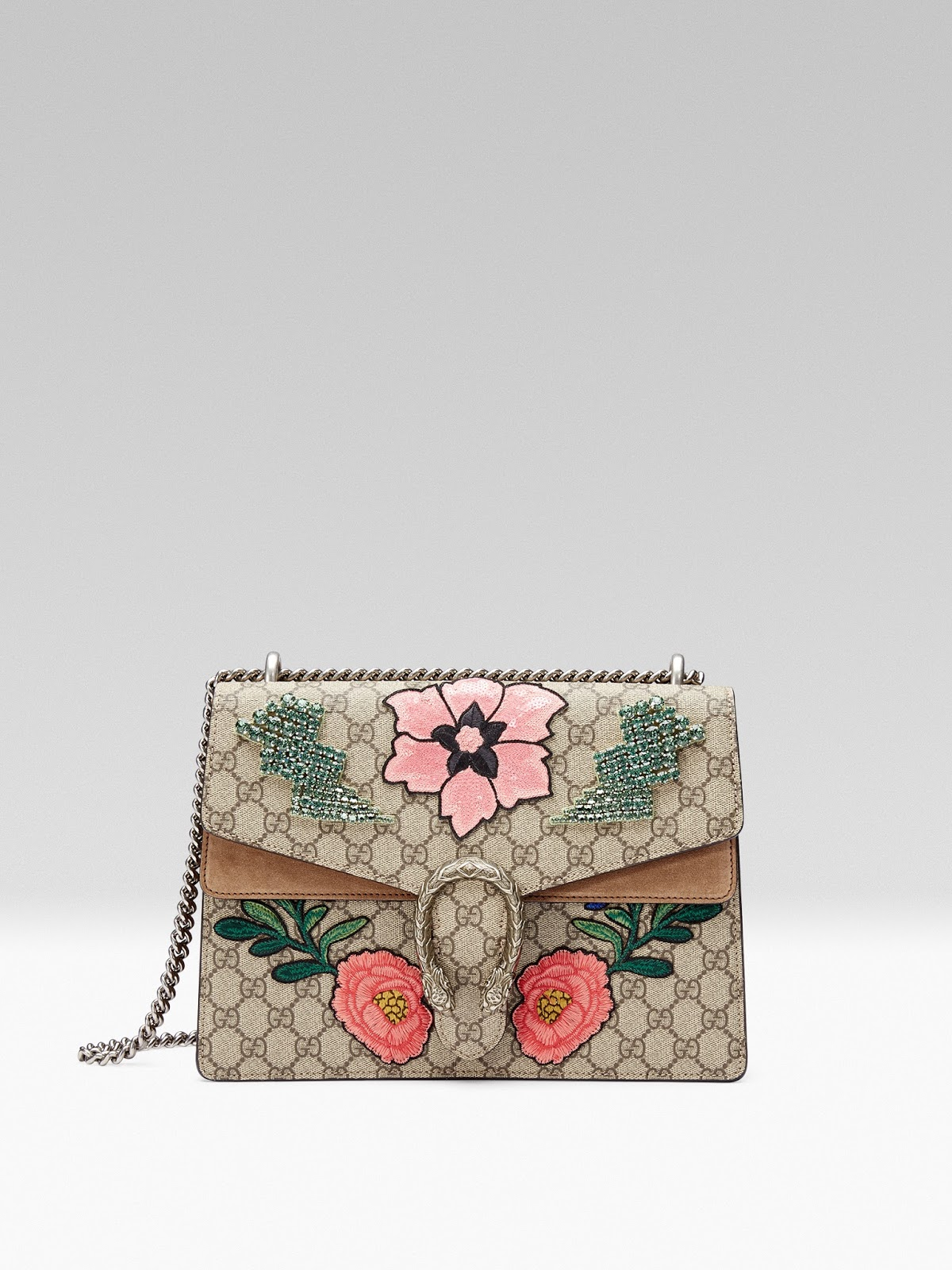 Gucci's Limited Edition Dionysus City Bags