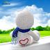 Como fazer Bonecos de Amigurumi em Crochê - Passo a Passo