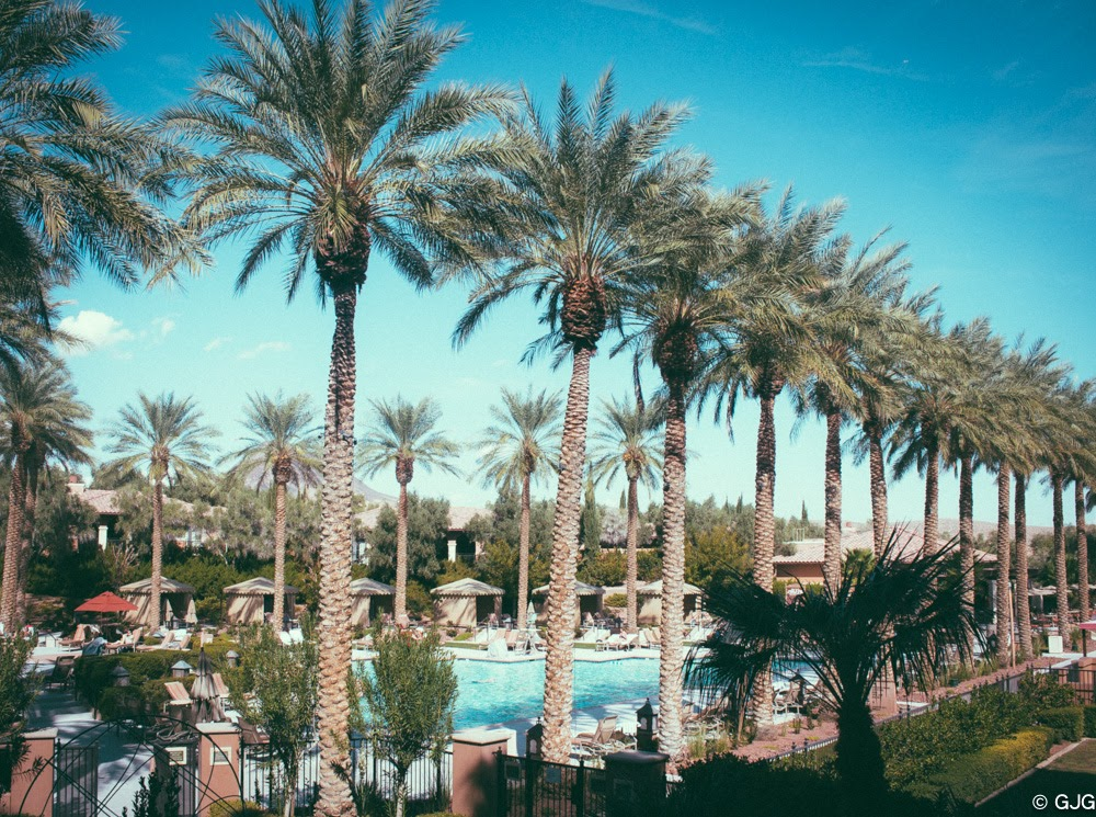 The Westin Lake Las Vegas Resort & Spa hotel review moroccan inspired