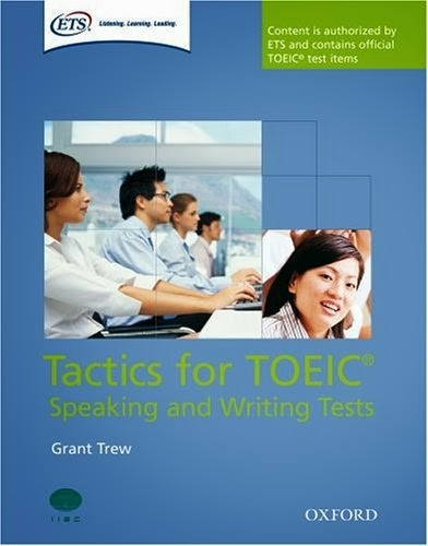 tactics for toeic speaking and writing tests pdf