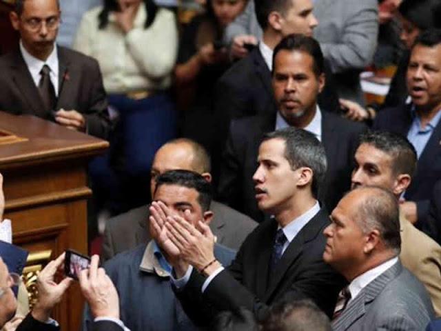 Agen Pemerintah Venezuela Tangkap Roberto Marrero, Pembantu Pemimpin Oposisi Juan Guaido