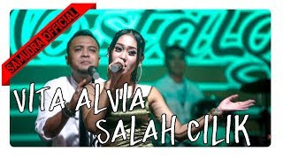 Lirik Lagu Vita Alvia - Salah Cilik